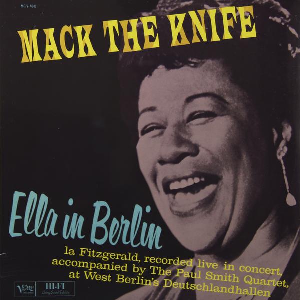 Ella Fitzgerald Ella Fitzgerald - Mack The Knife ella fitzgerald songbooks – the original cole porter and rodgers