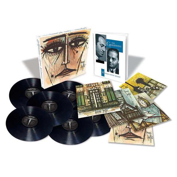Ella Fitzgerald Ella Fitzgerald - Sings The George   Ira Gershwin Song Books (6 LP) ella fitzgerald songbooks – the original cole porter and rodgers