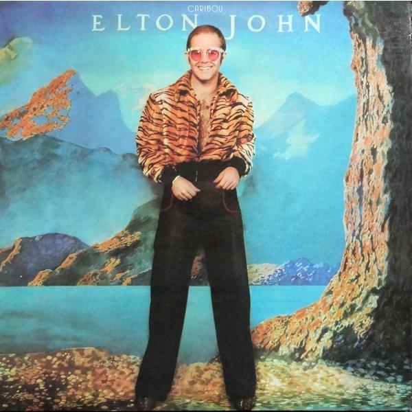 Elton John Elton John - Caribou