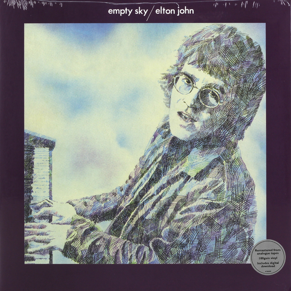 Elton John Elton John - Empty Sky элтон джон elton john goodbye yellow brick road deluxe edition 2 cd