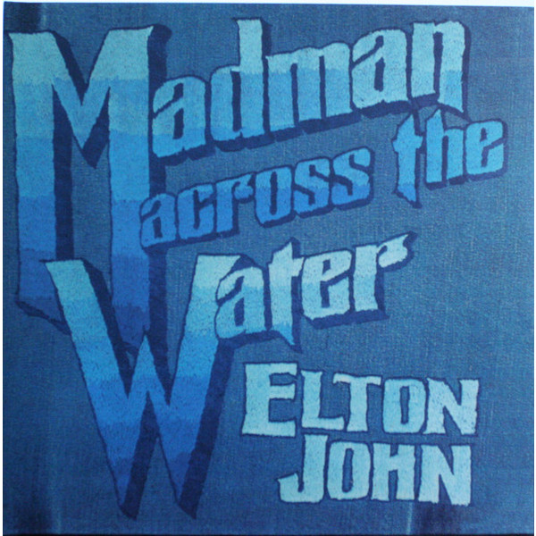Elton John Elton John - Madman Across The Water two rooms celebrating the songs of elton john