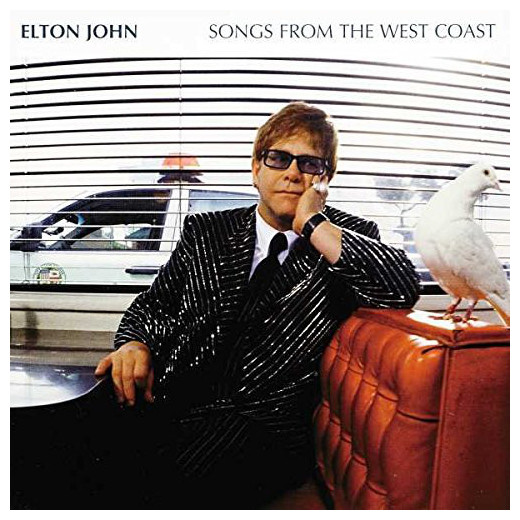 Elton John Elton John - Songs From The Westcoast (2 LP) two rooms celebrating the songs of elton john
