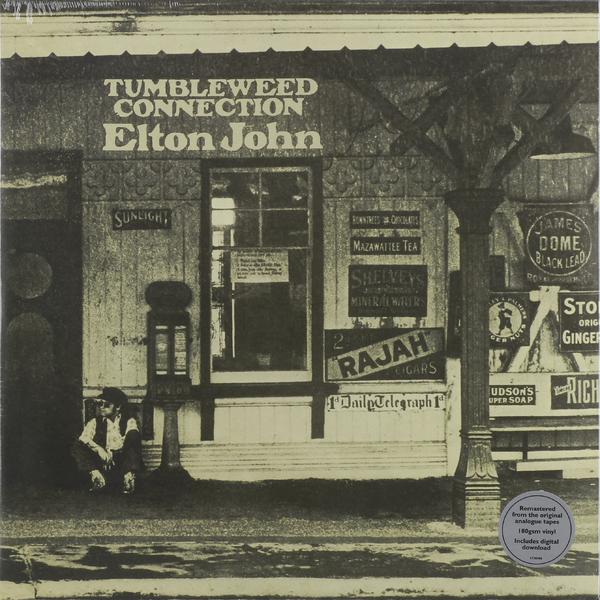 Elton John Elton John - Tumbleweed Connection (180 Gr) elton john elton john goodbye yellow brick road 2 lp