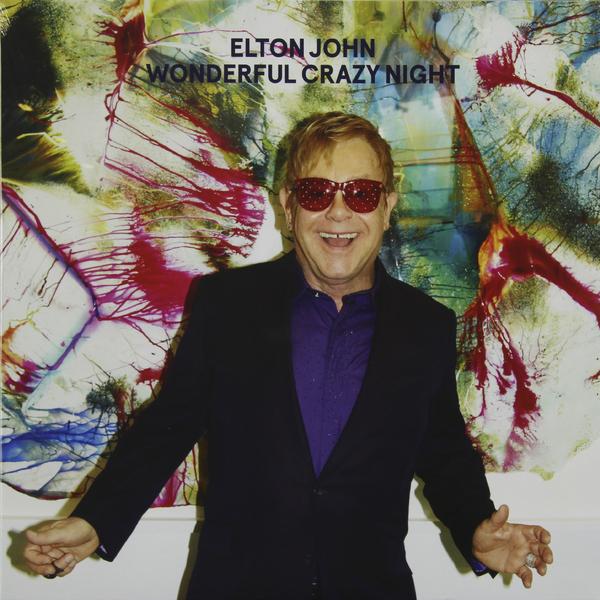 Elton John Elton John - Wonderful Crazy Night elton john elton john wonderful crazy night lp 2 cd