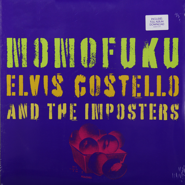 ELVIS COSTELLO ELVIS COSTELLO - MOMOFUKU (2 LP)Виниловая пластинка<br><br>