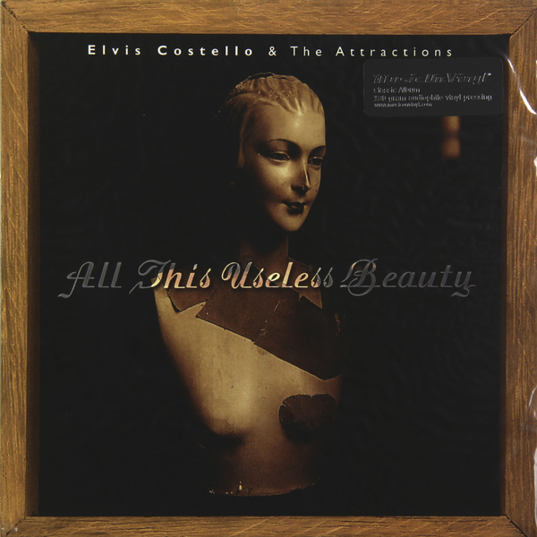 Elvis Costello Elvis Costello - All This Useless Beauty (180 Gr) guano apes guano apes proud like a god 180 gr colour