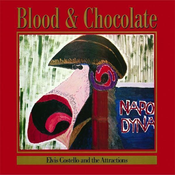 Elvis Costello Elvis Costello - Blood And Chocolate виниловая пластинка costello elvis kojak variety