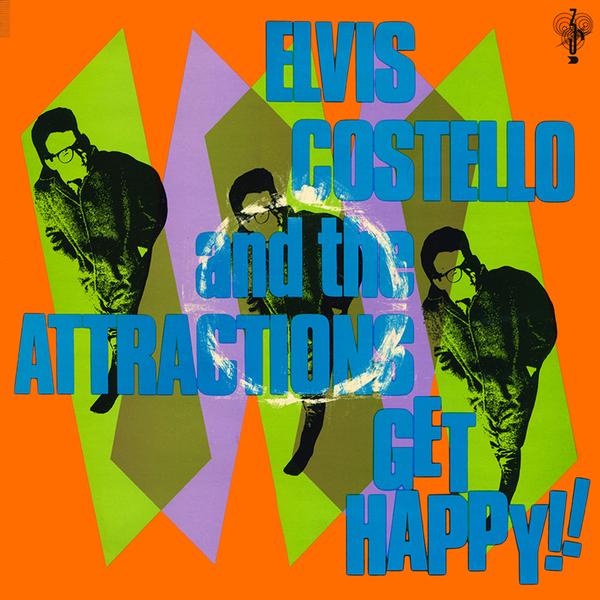 Elvis Costello Elvis Costello - Get Happy!! (2 LP) виниловая пластинка costello elvis kojak variety