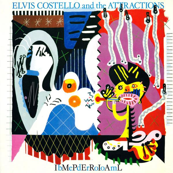 Elvis Costello Elvis Costello - Imperial Bedroom виниловая пластинка costello elvis kojak variety