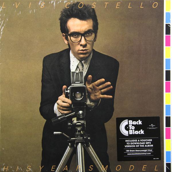 Elvis Costello Elvis Costello - This Year's Model виниловая пластинка costello elvis kojak variety