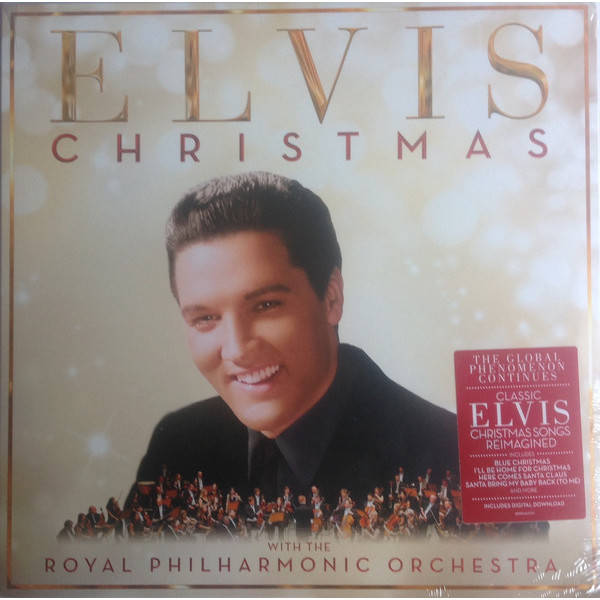 ELVIS PRESLEY ELVIS PRESLEY - CHRISTMAS WITH ELVIS PRESLEY AND THE ROYAL PHILHARMONIC ORCHESTRA 1pc of 20mm sintering diamond hole saw for drilling marble granite brick concrete professional