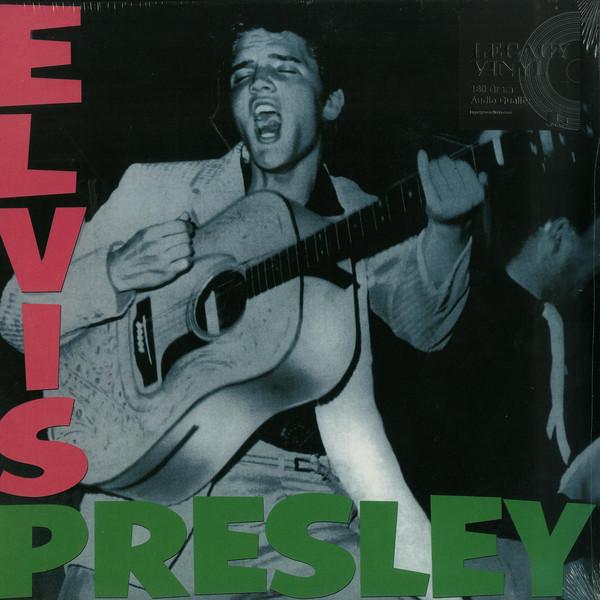 Elvis Presley Elvis Presley - Elvis Presley (180 Gr) виниловые пластинки elvis presley elvis gold the original hits 180 gram remastered gatefold