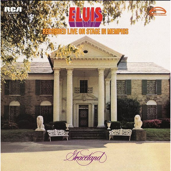 ELVIS PRESLEY ELVIS PRESLEY - RECORDED LIVE ON STAGE IN MEMPHIS (4 LP)