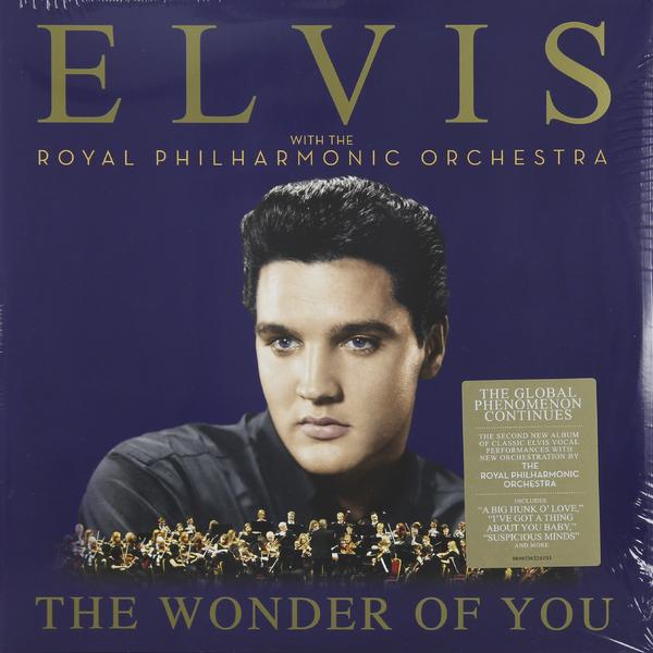 Elvis Presley Elvis Presley   Royal Philharmonic Orchestra - The Wonder Of You (2 LP) elvis presley elvis gold 2 lp