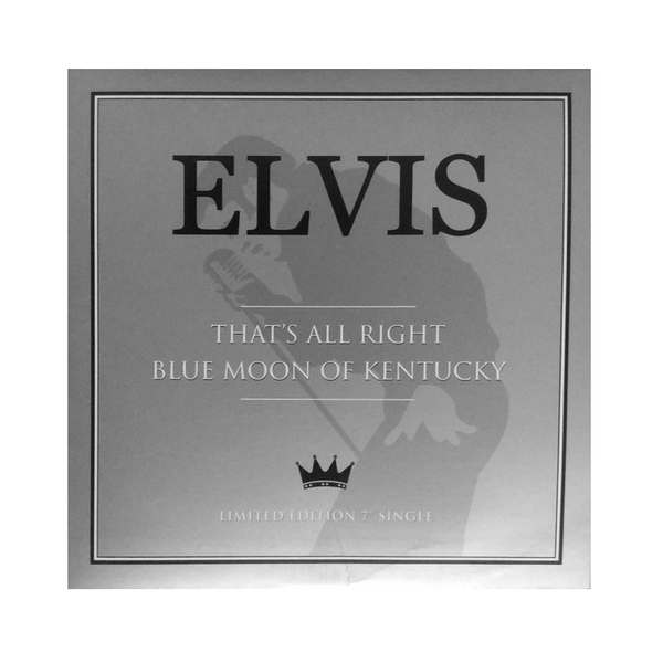 ELVIS PRESLEY ELVIS PRESLEY - THAT'S ALL RIGHT (7 )
