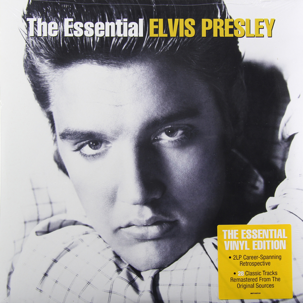 Elvis Presley Elvis Presley - The Essential Elvis Presley (2 LP) the black keys the black keys el camino 2 lp