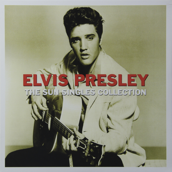 Elvis Presley - The Sun Singles Collection от Audiomania