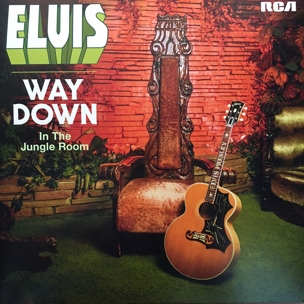 Elvis Presley Elvis Presley - Way Down In The Jungle Room (2 LP) down down down ii a bustle in your hedgerow… 2 lp