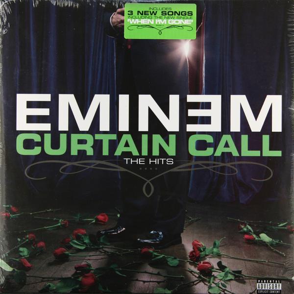 EMINEM EMINEM - CURTAIN CALL: THE HITS (2 LP)