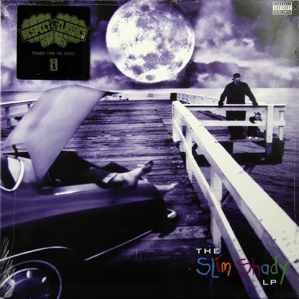 EMINEM EMINEM - SLIM SHADY (2 LP)