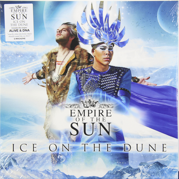 Empire Of The Sun Empire Of The Sun - Ice On The Dune  metal iron vacuum suction lifter sucker suction cup pad double
