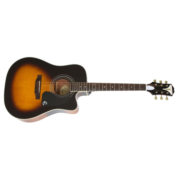 Гитара электроакустическая Epiphone PRO-1 ULTRA Acoustic/Electric Vintage Sunburst