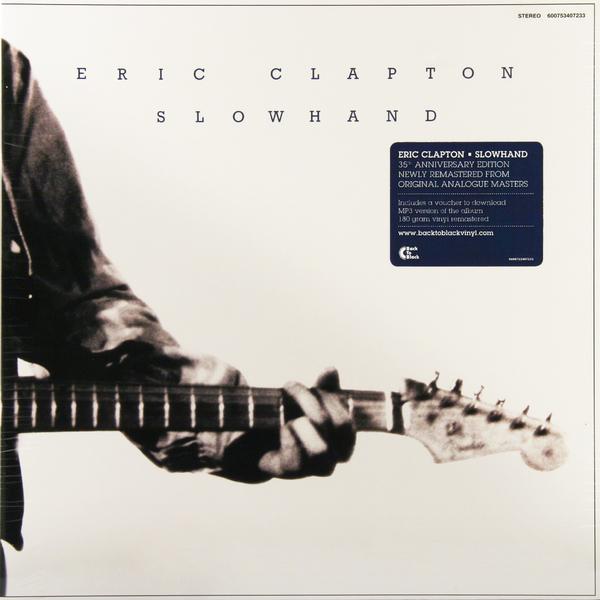 ERIC CLAPTON ERIC CLAPTON - SLOWHAND (180 GR) eric clapton