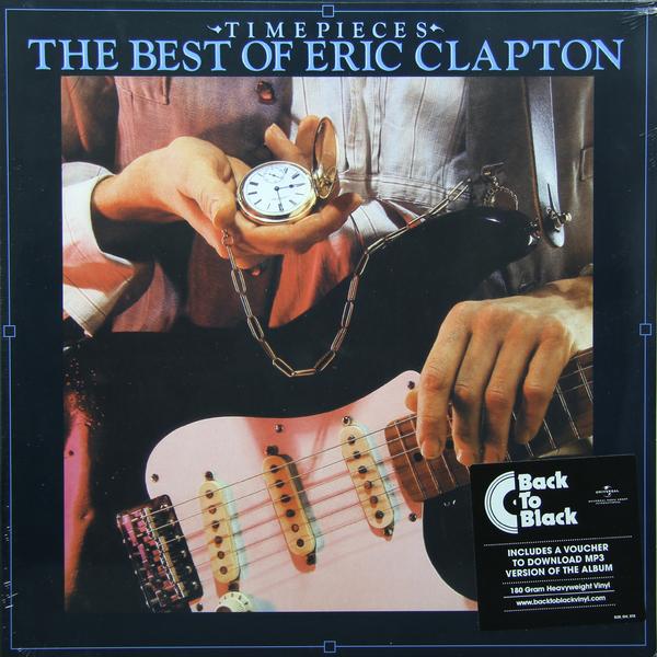 ERIC CLAPTON ERIC CLAPTON - BEST OF (180 GR)Виниловая пластинка<br><br>