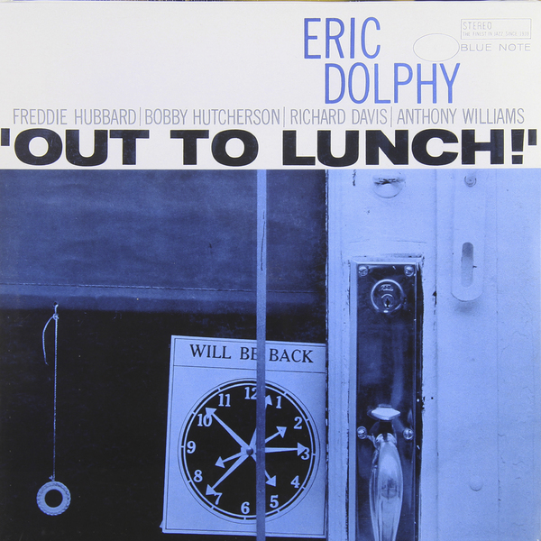 ERIC DOLPHY ERIC DOLPHY - OUT TO LUNCH