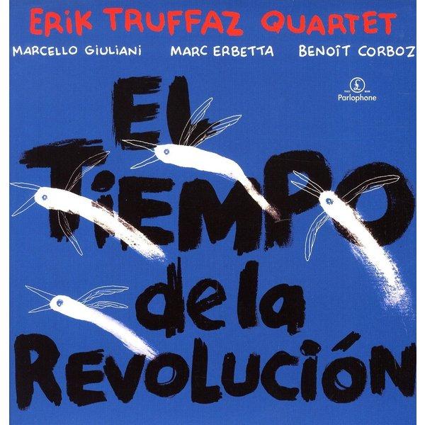 Erik Truffaz Erik Truffaz - El Tiempo De La Revolucion (2 Lp, 180 Gr) виниловые пластинки erik truffaz the mask 180 gram