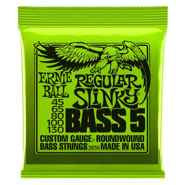 Ernie Ball 2836 (для бас-гитары)