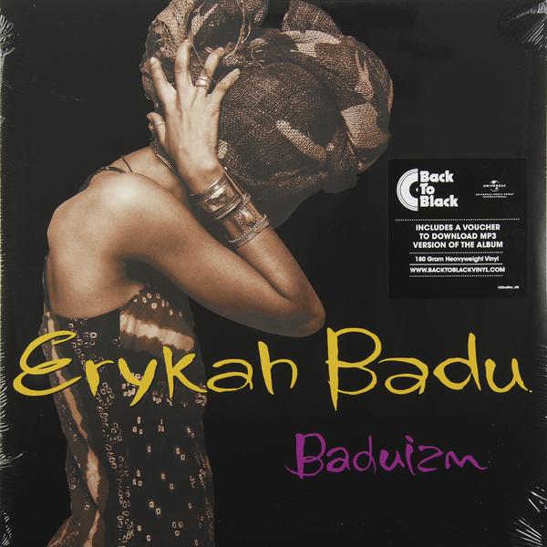 где купить  Erykah Badu Erykah Badu - Baduizm (2 Lp, 180 Gr)  по лучшей цене