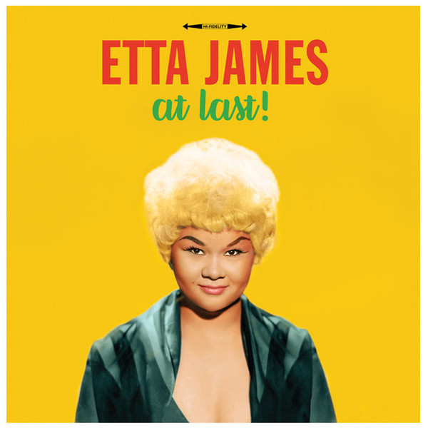 Etta James Etta James - At Last! james chellis mcsa