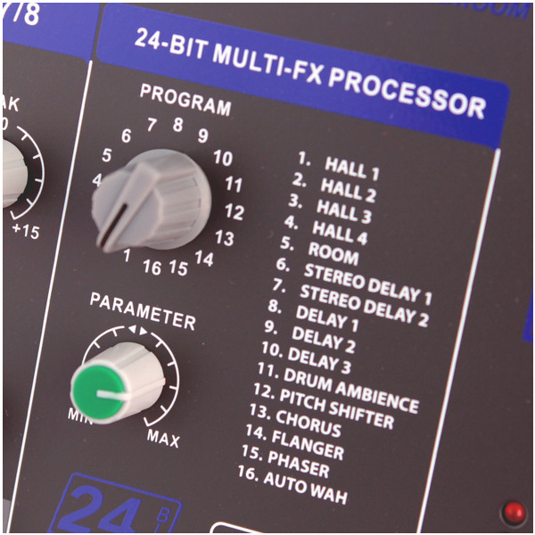 Аналоговый микшерный пульт Eurosound от Audiomania