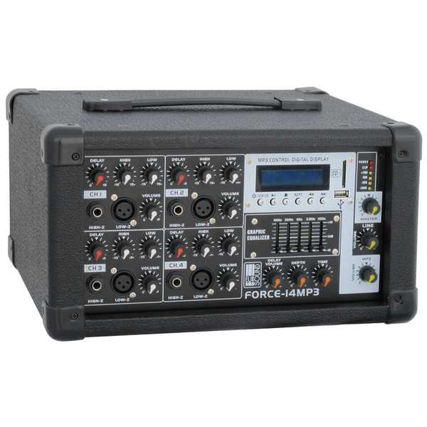 Eurosound Force-14MP3