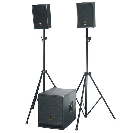 Комплект профессиональной акустики Eurosound