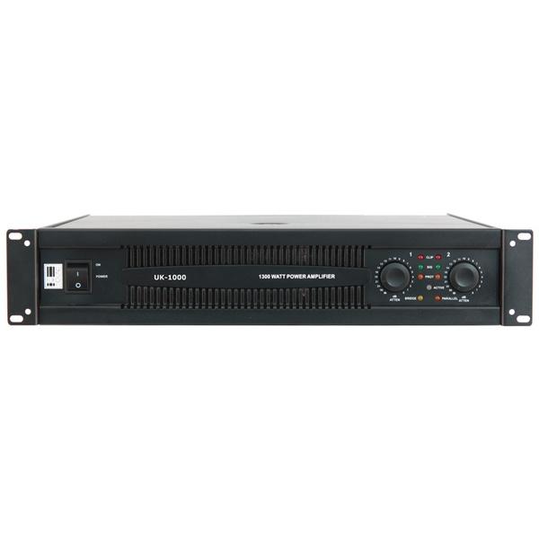 Профессиональный усилитель мощности Eurosound UK-1000 изображение