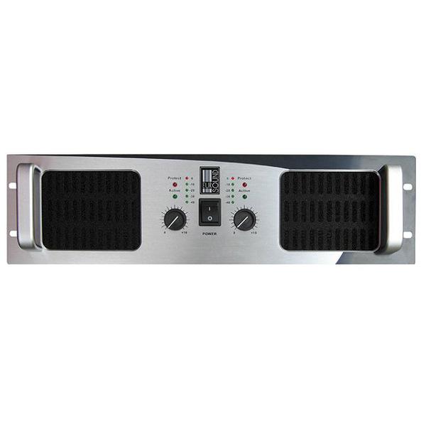 Профессиональный усилитель мощности Eurosound XZ-1200 изображение