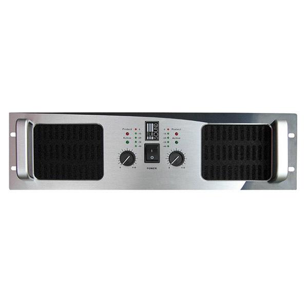 Профессиональный усилитель мощности Eurosound XZ-500 изображение