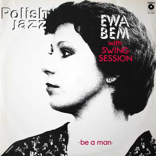 Ewa Bem With Swing Session Ewa Bem With Swing Session - Be A Man (180 Gr) кеды set session