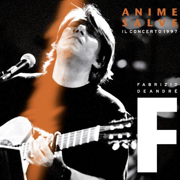 цена  FABRIZIO DE ANDRE FABRIZIO DE ANDRE - ANIME SALVE - IL CONCERTO 1997 (3 LP)  онлайн в 2017 году