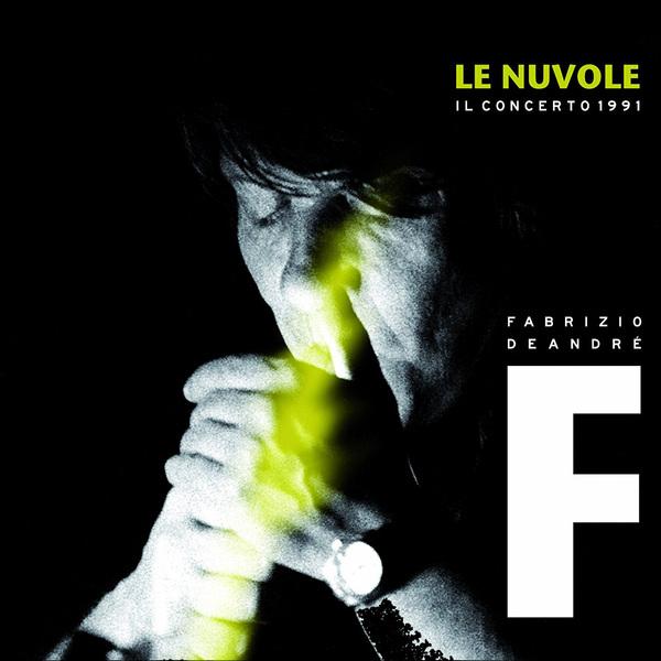 цена  FABRIZIO DE ANDRE FABRIZIO DE ANDRE - LE NUVOLE - IL CONCERTO 1991 (2 LP)  онлайн в 2017 году