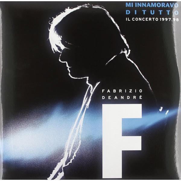 цена  FABRIZIO DE ANDRE FABRIZIO DE ANDRE - M'INNAMORAVO DI TUTTO - IL CONCERTO 1998 (3 LP)  онлайн в 2017 году