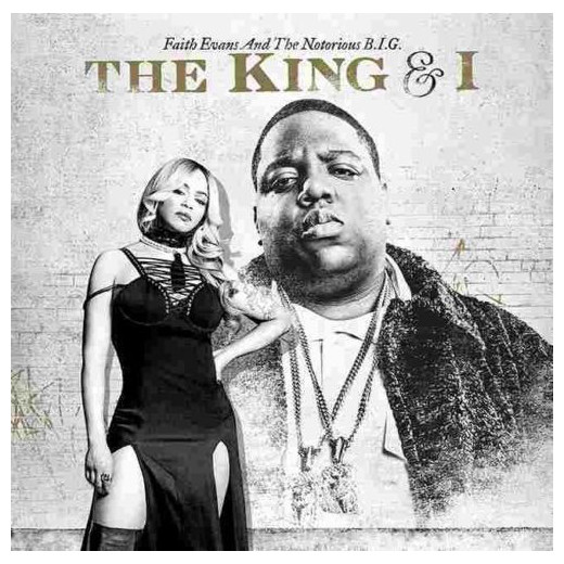 Faith Evans   Notorious B.i.g. Faith Evans   Notorious B.i.g. - The King   I (2 LP) виниловая пластинка notorious b i g the life after death
