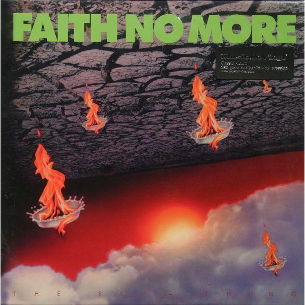 FAITH NO MORE FAITH NO MORE - REAL THING (180 GR)