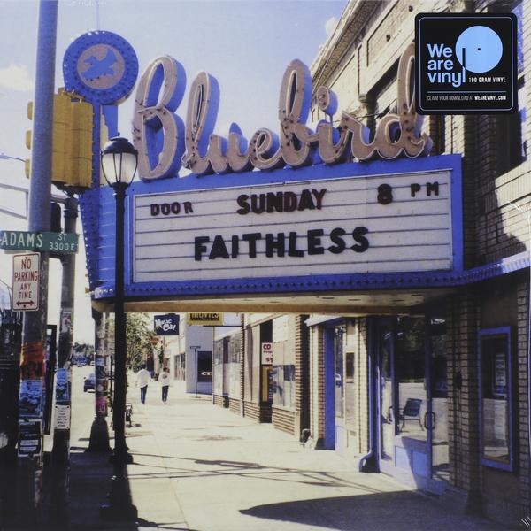 FAITHLESS FAITHLESS - SUNDAY 8PM (2 LP, 180 GR)