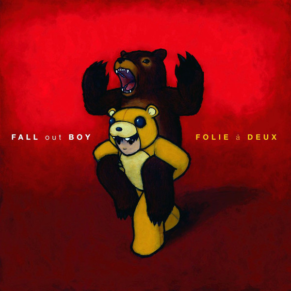 Fall Out Boy Fall Out Boy - Folie A Deux (2 LP) italiano platinum deluxe