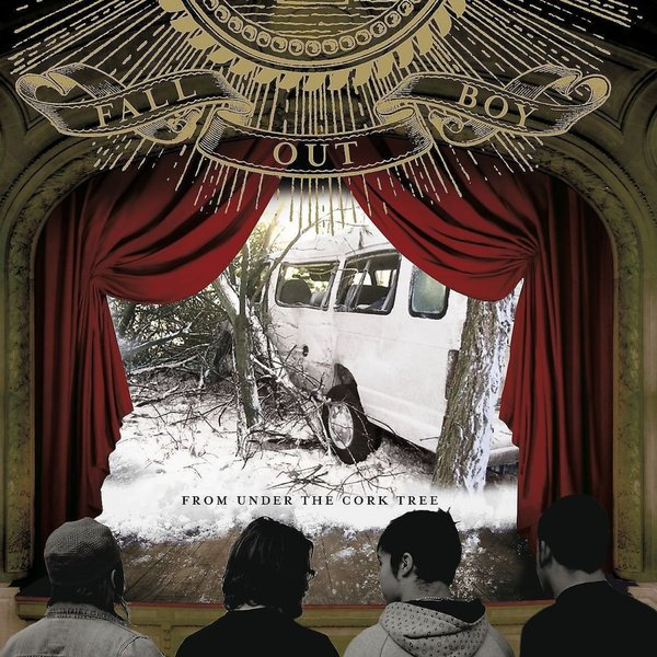 FALL OUT BOY FALL OUT BOY - FROM UNDER THE CORK TREE (2 LP) samantha young fall from india place