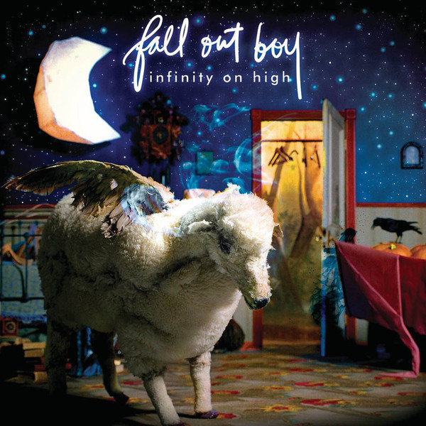 Fall Out Boy Fall Out Boy - Infinity On High (2 LP) pro single head medical stethoscope emt doctor nurse vet student health blood stethoscope free shipping