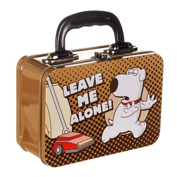 Чемоданчик Family Guy - Brian Leave Me Alone